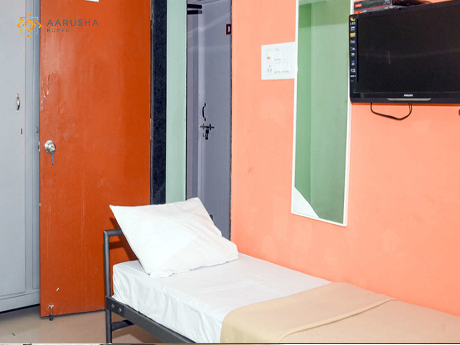 PG & Hostel For Men In Dange Chowk, Pune