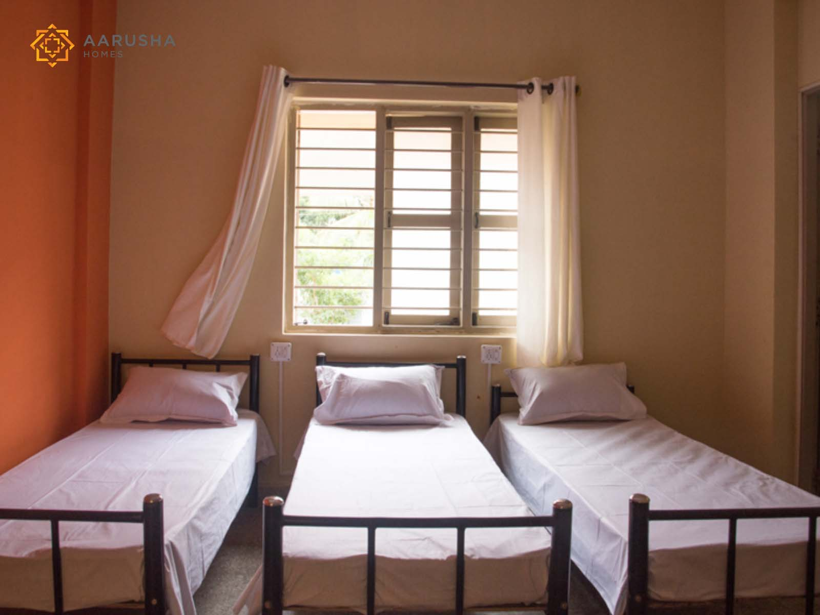 PG & Hostel For Men In Chikkasandra