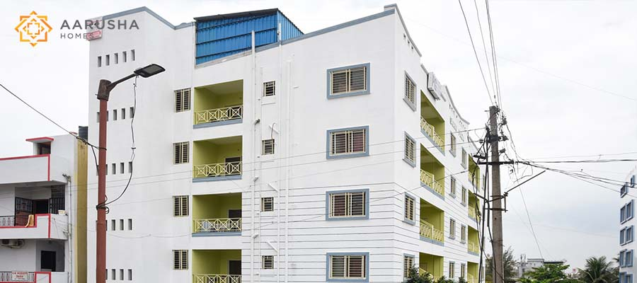 Aarusha Homes For Men, Kharadi