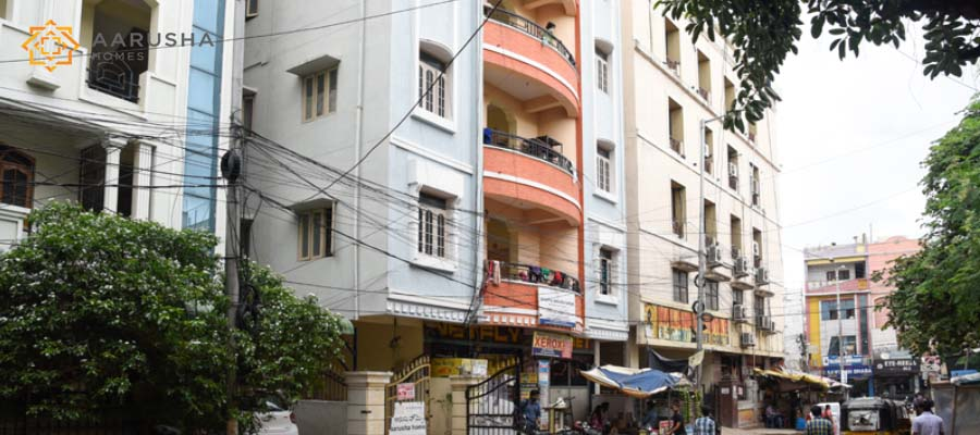 PG & Hostel For Men In Ameerpet