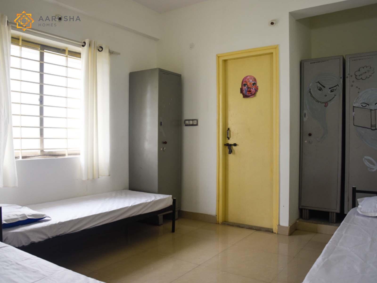 PG & Hostel For Men In Singasandra, Bangalore