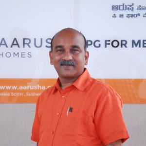 Satyanarayana Vejella Co Founder and CEO