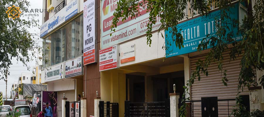 Aarusha Homes For Women, Electronics City