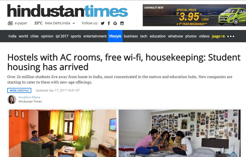 Aarusha Homes @ hindustantimes